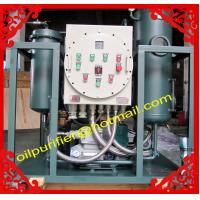 China Turbine oil filtration machine, Turbo Oil Polishing Equiment CT Explosion-proof type wholesale