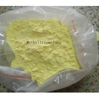 Quality CAS 965-93-5 Effective Bodybuilding Anabolic Steroids Methyltrienolone Metribolone for sale