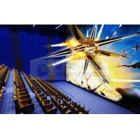 China 3D Movie Theater with special effect system wholesale