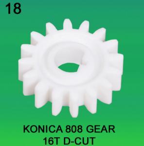 China GEAR TEETH-16 D-CUT FOR KONICA 808 MODEL minilab wholesale