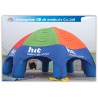 China Durable Inflatable Air Tent Inflatable Spider Dome Tent For Advertising Service wholesale