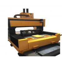 China CNC Steel Drilling Machine , Flange Drilling MachineWith Linear Rolling Guide wholesale