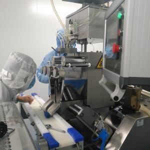 China SS316L Automatic Capsule Filling Machine Size 50000/H 110V / 220V / 380V wholesale