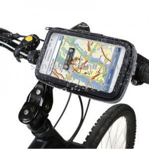 China Samsung Galaxy Note 2 Bike Mount Holder Handlebar Waterproof Phone Case on sale