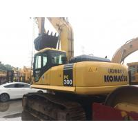 China New arrival second hand Komatsu 30 ton & 1.4m3 crawler hydraulic  PC300-7 excavator wholesale