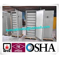 Quality Fire Rated Storage Cabinets Anti Magnetic With Vault Door For Insurance / Public for sale