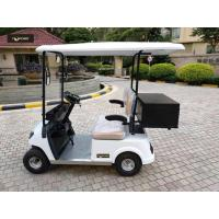 Buy cheap Aluminum Chassis 48V Two Seaters Electric Mini Golf Car For Portable Valuables from wholesalers