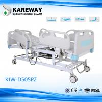 China Adjustable Economic Electric mechanical hospital bed For Clinic , Hospital And ICU wholesale
