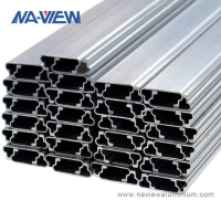 China Chinese Factory Superior Bespoke Manufactured Greenhouse Aluminum Extrusions Profiles wholesale