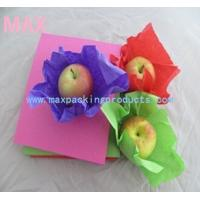 China 23gsm Waterproof Wraping Fruit Paper 20*22cm wholesale