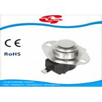 China 240V / 25A Bimetal Snap Disc Thermostat KSD302R-244 For Household Appliances wholesale