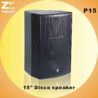 """China P15 15"""" Two Way Professional Speaker wholesale"""