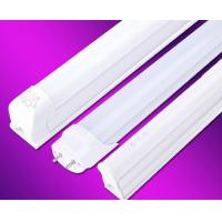 China T8 led tube 18W T5 integration with braket CE RoHs 4ft with SMD2535 led chip wholesale