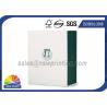 China Apparel / Shoes Packaging Rigid Paper Gift Box Drawer Shaped Custom Logo Printing wholesale