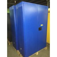 China Steel Lockable Corrosive Safety Cabinets Fireproof  For Lab / Hospital Liquid wholesale