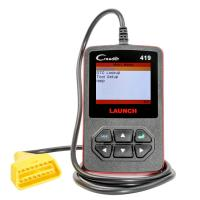 China Launch CReader 419 DIY Scanner OBDII / EOBD Auto Diagnostic Scan Tool Code Reader wholesale