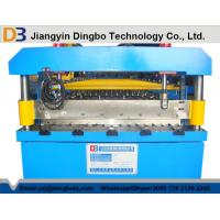 China Warranty 2 Years Galvanized Aluminum Corrugated Steel Sheet Making Machine wholesale