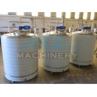 China Pharmaceutical High Speed Vacuum Homogenizing Mixing Machine Vacuum Detergent Mixing Vessel wholesale