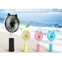 China Mini Usb Handheld Fan Desk Stroller Table Type DC5V With Rechargeable Battery wholesale