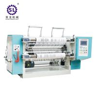 Quality 100-200 m/min Speed Tension Control Auto Slitting Machine  for Paper Straw for sale