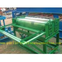 China Fully Automatic Combined Steel Metal Slitting Machine / Cutting Equipment Slitter Line wholesale