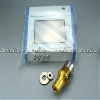 China Portable Ultrasonic Transducer Analyzer Measuring Instrument Full Screen Touch wholesale