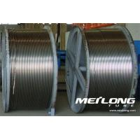 China High Hardness S31803 Precision Coil Tubing Duplex Stainless Steel wholesale