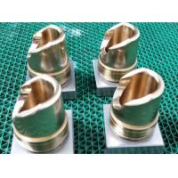 China BeCu Core Insert High Precision CNC Machining Parts on sale