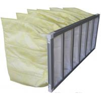 China Paper Frame HVAC Air Filters , G3 Air Filter Air Filter For Home Air Conditioner on sale