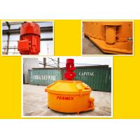 China Counter-flowing Current Planetary Concrete Mixer High Homogenization Of Mixing wholesale