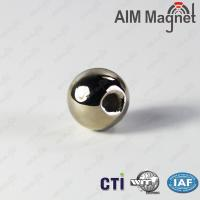 China Sintered ndfeb magnet sphere wholesale