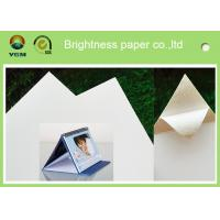 China 100% Virgin Wood Pulp Glossy Printing Paper White Art Cardboard Eco Friendly wholesale