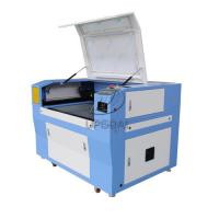 Quality Leather Co2 Laser Engraving Machine with 90W Laser Tube/900*600mm Working Area for sale