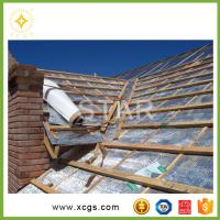 China Fireproof material thermal insulation material with air bubble foil for house wholesale