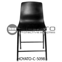 China No Oxide ESD Cleanroom Chairs Plastic Backrest Ergonomic ESD Chairs For Laboratory wholesale