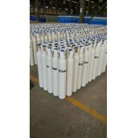China 40L - 80L 150 bar  Seamless Steel Compressed Gas Cylinder For High Purity Gas ISO9001 wholesale