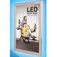 China Silicone Edge Graphics LED Frameless Fabric Light Box For Retail Store wholesale
