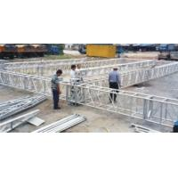 China aluminum spigot truss for performance&stage,aluminum truss on sale