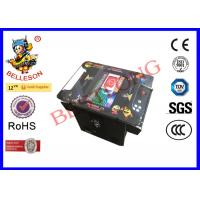 Buy cheap 2 Side 3 Player Pacman Game Arcade Machine With 1505 Classic Games product
