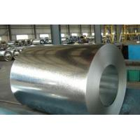 Quality 0.60mm Hot Dipped Galvanized Steel Coils / Sheet / Roll GI For Corrugated Roofing for sale