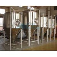 Quality beer brewing equipment/dimple plate jacketed beer fermenter, bright beer tank for sale