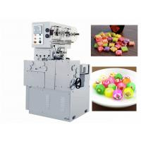 China Auto Forming And Double Twist Wrapping Machine For Candy Product In Shape Of Column And Square wholesale