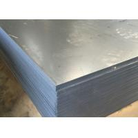 China EN10130 Cold Rolled Steel Plate 2.5mm * 1250mm * 2500mm Dimension wholesale