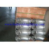 China A403WP321 304L 316L Stainless Steel Tube Fittings SUS304 , UNS S30400 / 1.4301 wholesale