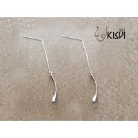 China fahion jewelry sterling silver earrings W-AS1079 wholesale