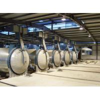 China Large scale pressure vessel Concrete Pipe Pile Autoclave with safety device and good quality wholesale