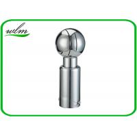 Quality Bolt Pin Fixed Sanitary Spray Balls Rotary Spray Cleaning For Cleaning Hygienic for sale