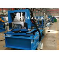 China Auto Change Size Purlin Roll Forming Machine Metal Structure 2 Years Warranty wholesale