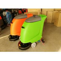 China Multifunction Handle Industrial Floor Scrubber Machine Hotel Cleaning Equipment wholesale