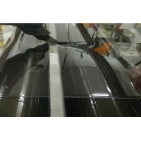 China High Glossy General Transparent Self Adhesive Film 500 ~ 2050mm Width wholesale